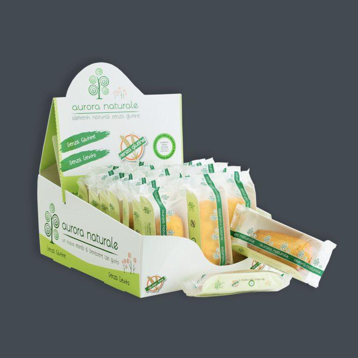 Paste di meliga senza glutine aurora Naturale